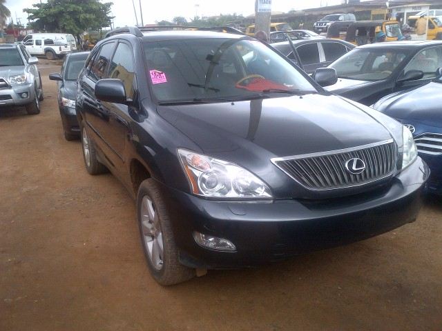 pictures of lexus rx for sale in nigeria. Black Bedroom Furniture Sets. Home Design Ideas