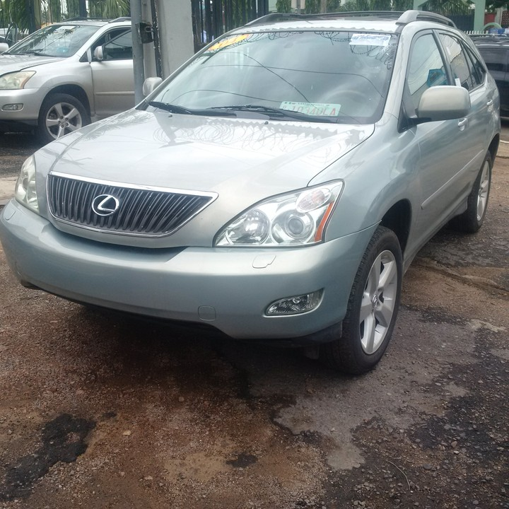 Lexus Suv 2005 For Sale: Pictures Of Lexus RX 300, 330 And 350 For Sale In Nigeria