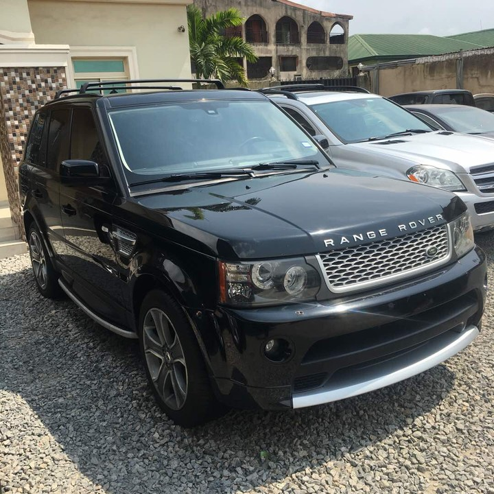 Land Rover 2012 Price: Select Nigeria Car Title