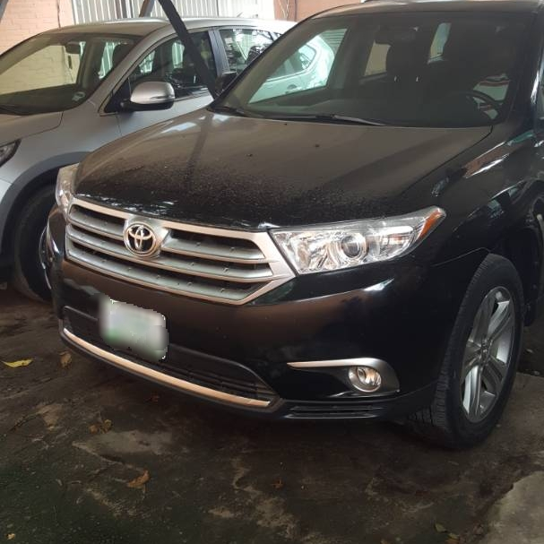 New Toyota Highlander For Sale: Pictures Of Cars For Sale In Nigeria