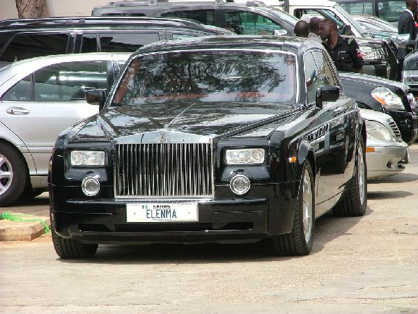The Most Expensive Car In Nigeria